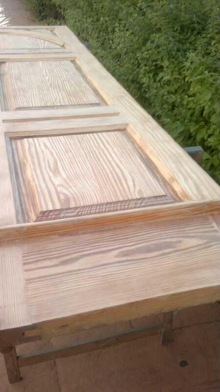 Como arreglar una puerta de madera gallery of bajo mesada - Como arreglar puertas de madera ...