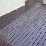 Restauración y barnizado de suelo de madera