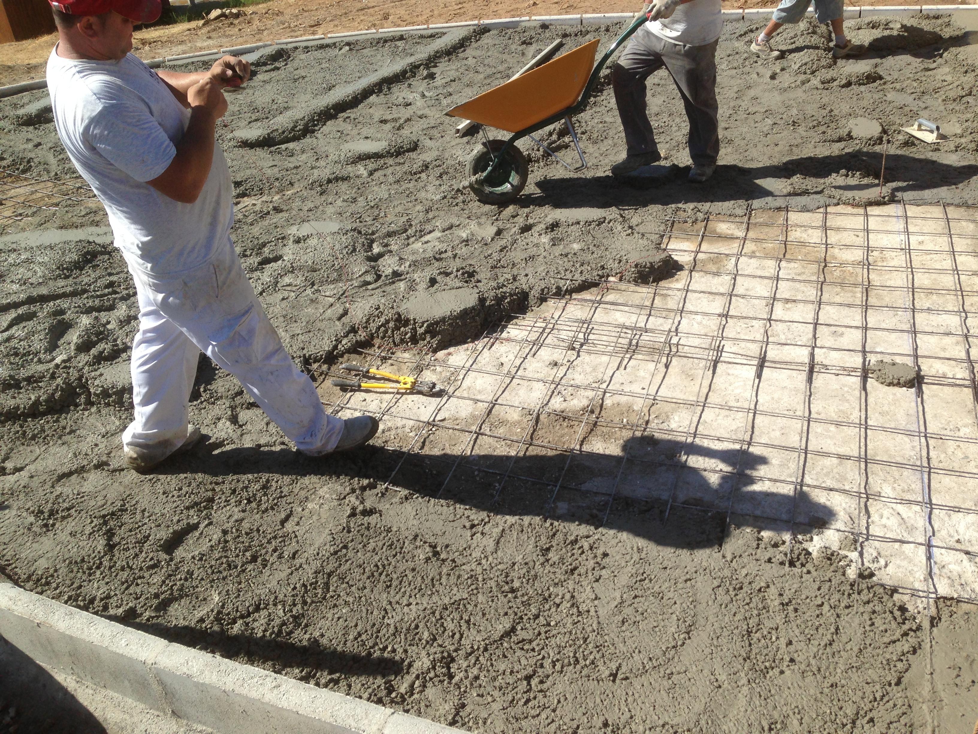 Solados de hormigon ideas de disenos for Solados para jardines