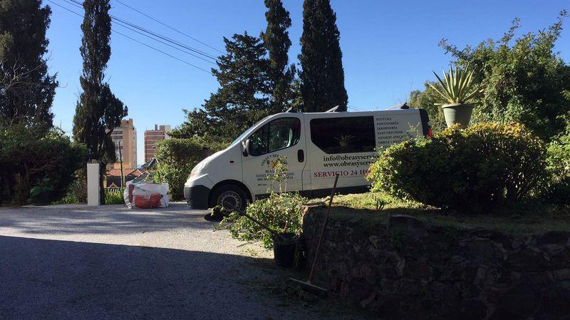 Jardinero En M Laga Trabajos De Desbroce Y Arreglo De